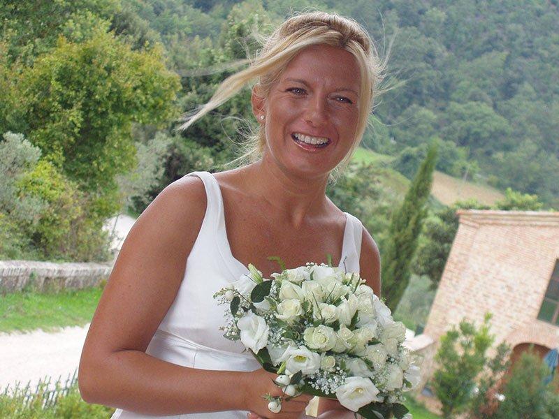 Trucco Sposa Settembre - Lavinia