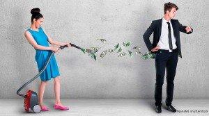 La suddivisione delle Spese nel Matrimonio