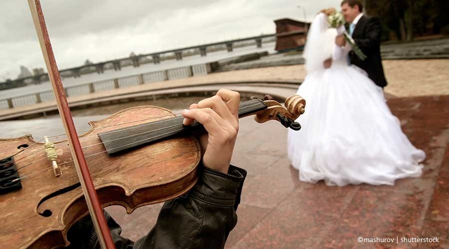 Musica Folk al Ricevimento