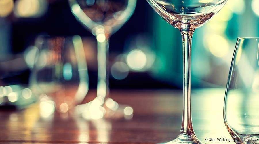 Servizio di bicchieri - Lista di Nozze