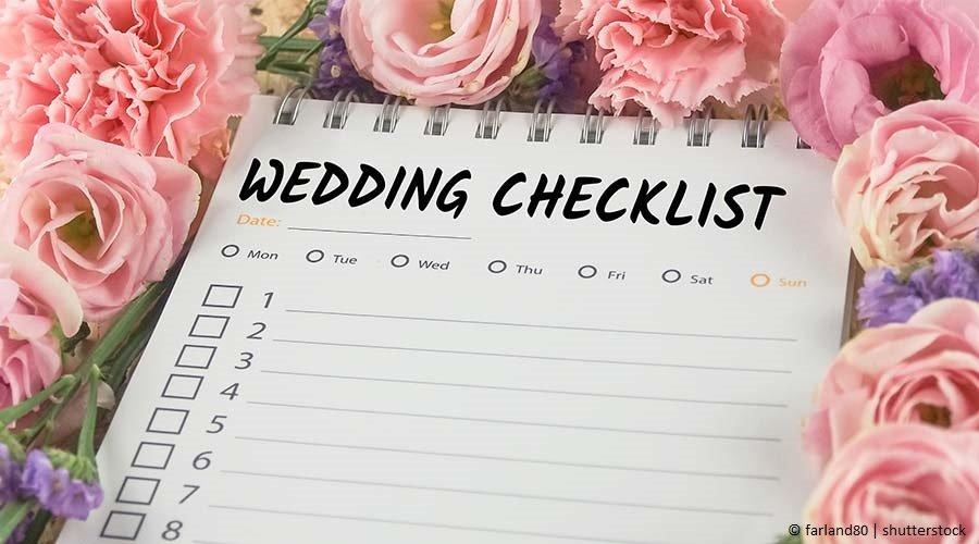 Wedding Planner per organizzare il Matrimonio