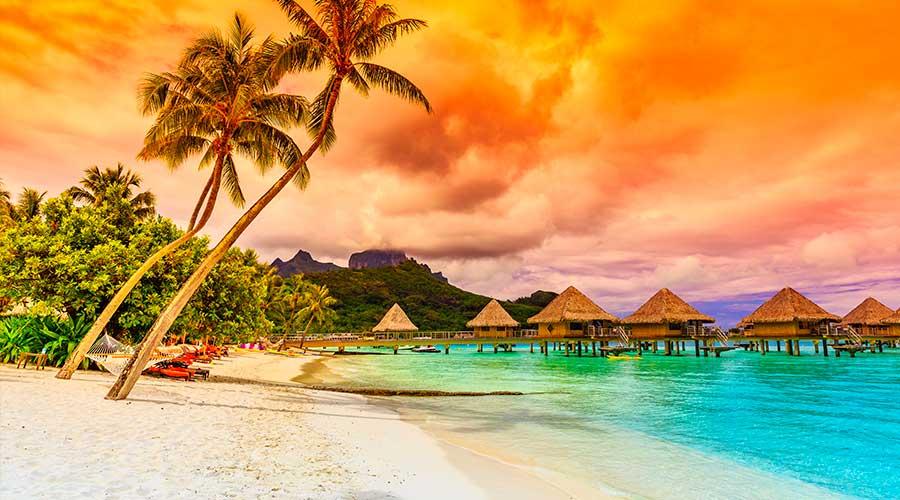 Polinesia Francese: Bora Bora