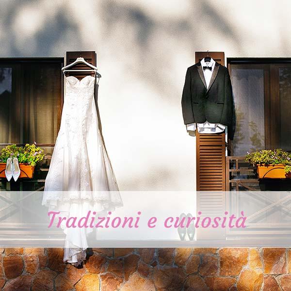 Tradizioni e Curiosità Matrimonio