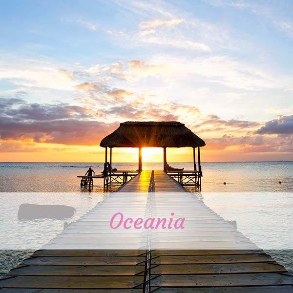 Sposi per sempre viaggio di nozze oceania