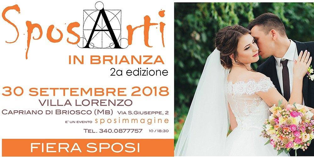 Sposarti in Brianza 2018