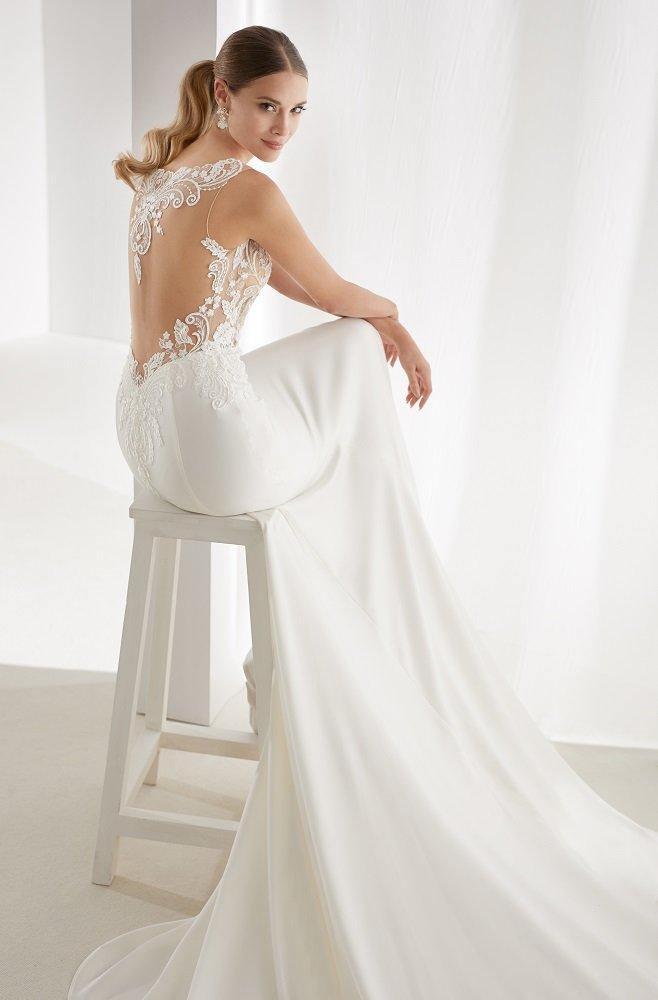 427e37a4cfec Aurora Collection Nicole Abito da Sposa Collezione Aurora Nicole