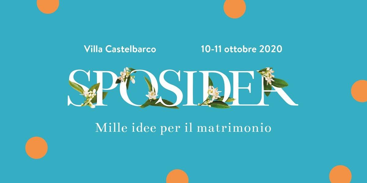 Fiera Sposidea 2020 a Villa Castelbarco
