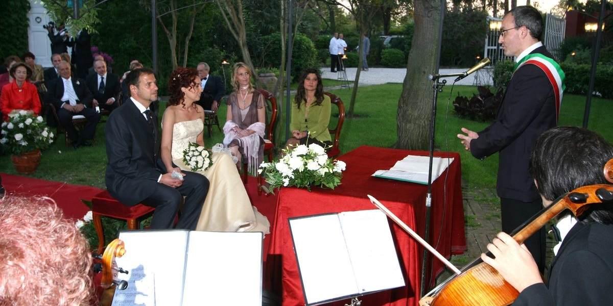 Cerimoniarti - Cerimonia Matrimonio Simbolico a Roma - foto 6
