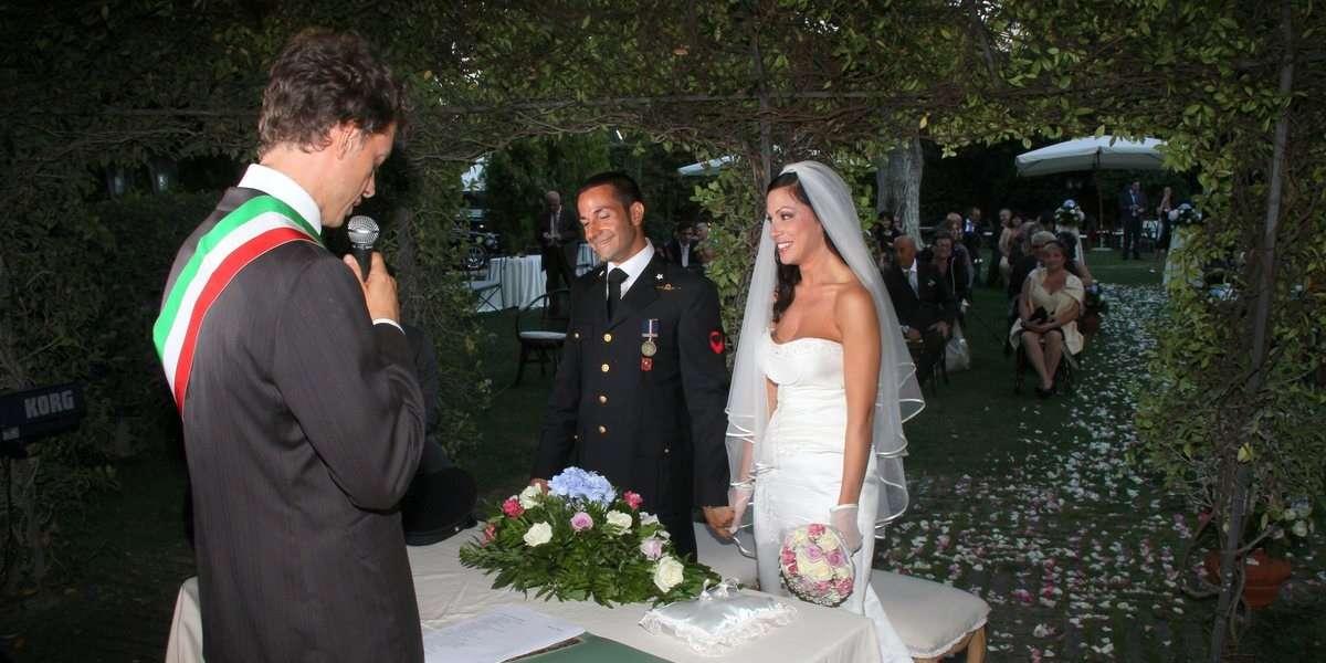 Cerimoniarti - Cerimonia Matrimonio Simbolico a Roma - foto 8