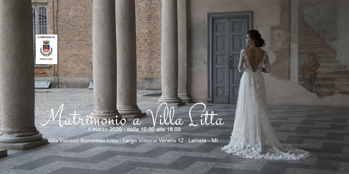 Fiera Matrimonio a Villa Litta