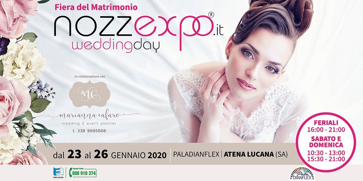 Fiera Sposi Nozzexpo 2020 - Atena Lucana