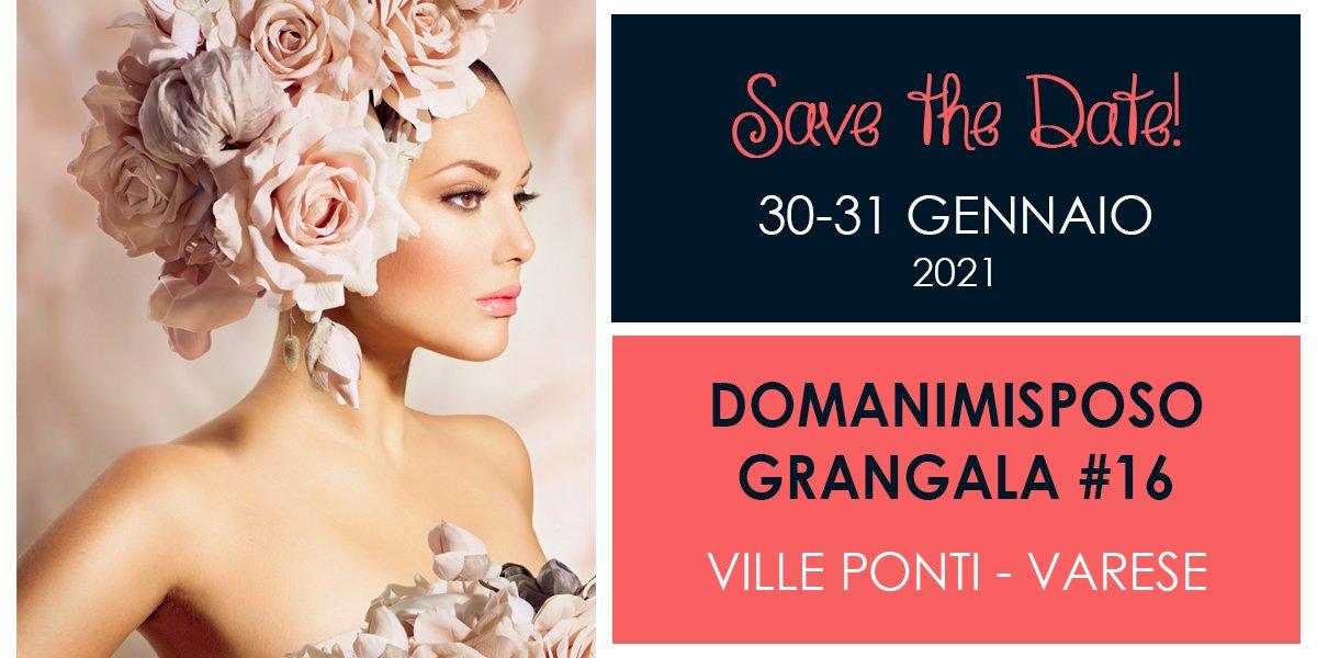 Fiera Domani Mi Sposo 2021 - Varese