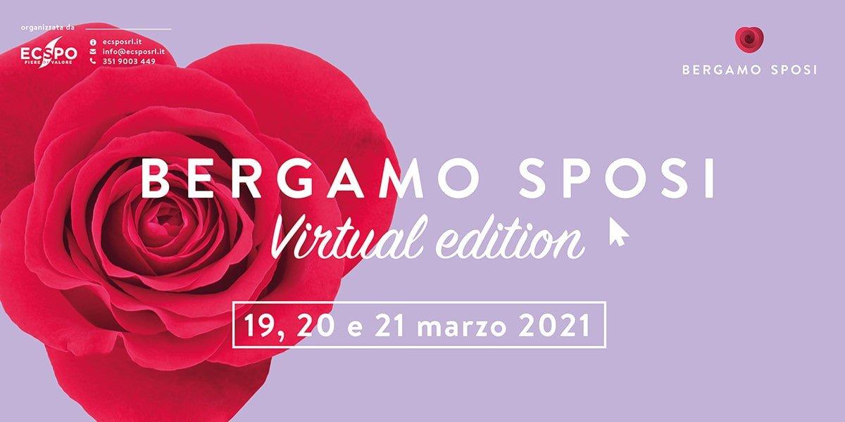 Fiera Bergamo Sposi 2021 Virtual Edition